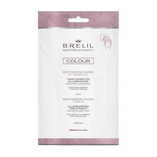 Купить Brelil Professional Экспресс-маска для окрашенных волос, 35 мл (Brelil Professional, Biotreatment)