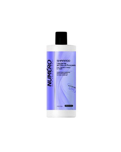 Купить Brelil Professional Шампунь разглаживающий с маслом авокадо для пушистых и непослушных волос 1000 мл (Brelil Professional, Numero)