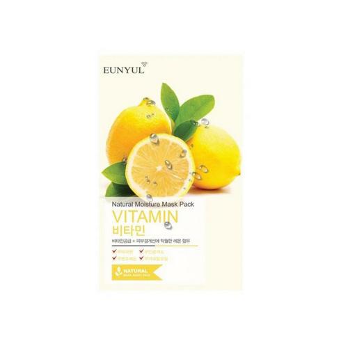 Купить Eunyul Тканевая маска для лица, с комплексом витаминов 1 шт (Eunyul, Для лица)