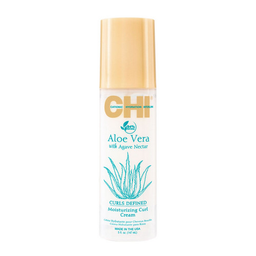 Купить Chi Увлажняющий крем для вьющихся волос, 147 мл (Chi, Aloe Vera)