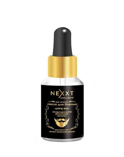 заказать Nexxt Professional Whiskey Bowmore Legend Смягчающее масло для бороды 30 мл (Для мужчин)