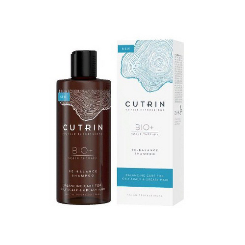 Купить Cutrin Шампунь для жирной кожи головы, 250 мл (Cutrin, BIO+)