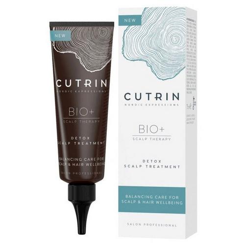 Купить Cutrin Очищающая маска для кожи головы, 75 мл (Cutrin, BIO+)