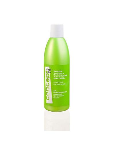 заказать Concept Бальзам для чувствительной кожи головы, 300 мл (Green Line)