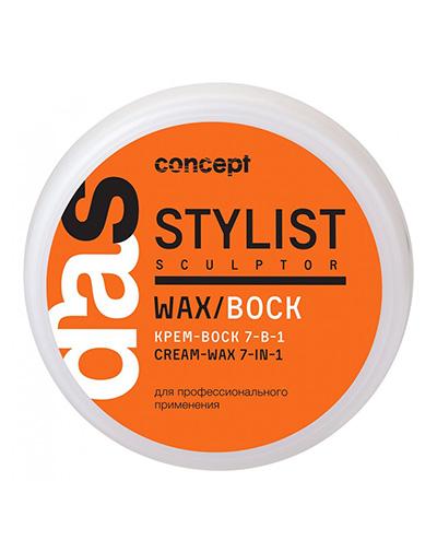 заказать Concept Крем-воск для волос 7-в-1, 85 мл (Stylist)