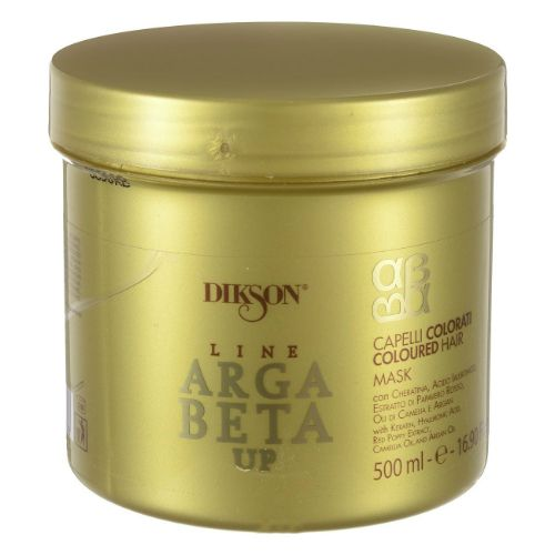 Купить Dikson Маска для окрашенных волос с кератином Maschera Capelli Colorati, 500 мл (Dikson, Argabeta)