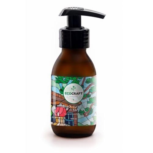 Купить Ecocraft Молочко для тела Черная смородина и смола , 100мл (Ecocraft, Для тела)