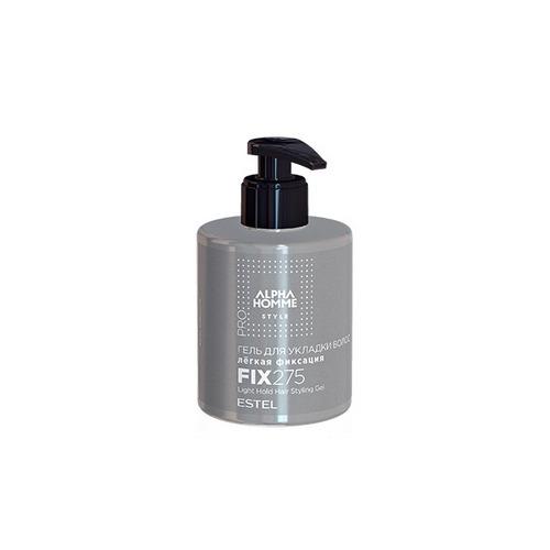 Купить Estel Professional Гель для укладки волос легкая фиксация PRO 275 мл (Estel Professional, Alpha homme)