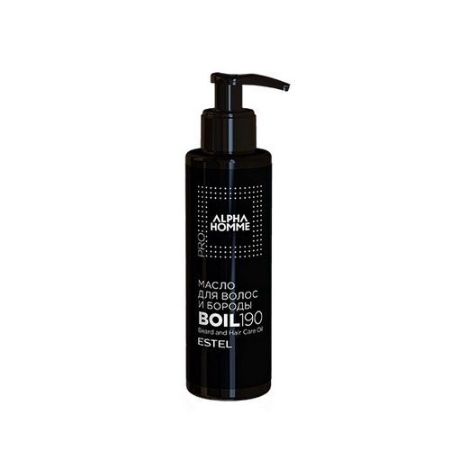 Купить Estel Professional Масло для волос и бороды PRO 190 мл (Estel Professional, Alpha homme)