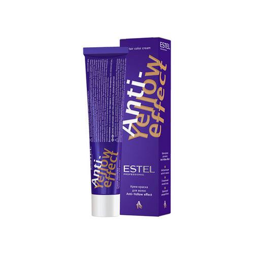Купить Estel Professional Крем-краска для волос ANTI-YELLOW EFFECT 60 мл (Estel Professional, Anti-Yellow effect)