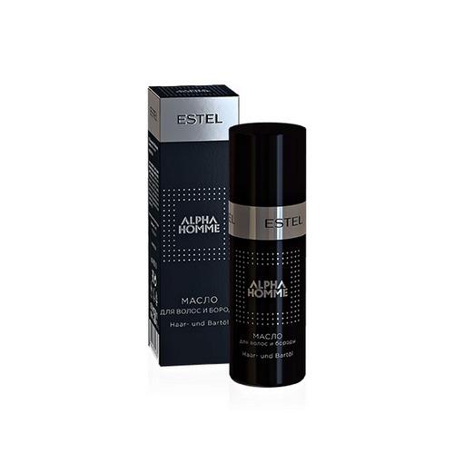 Купить Estel Professional Масло для волос и бороды 50 мл (Estel Professional, Alpha homme)
