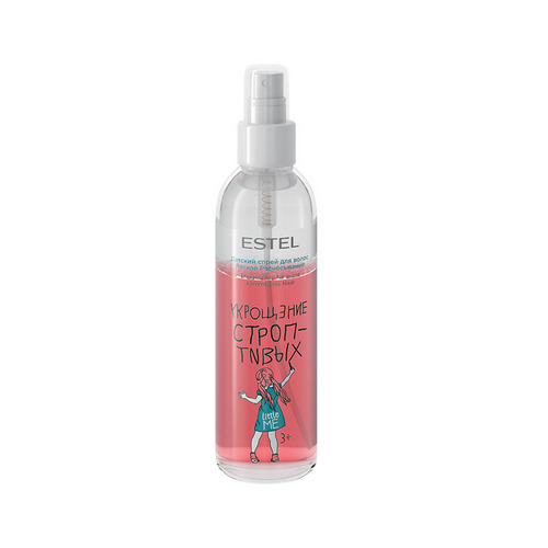 Купить Estel Professional Детский спрей для волос Легкое расчесывание 200 мл (Estel Professional, Little me)