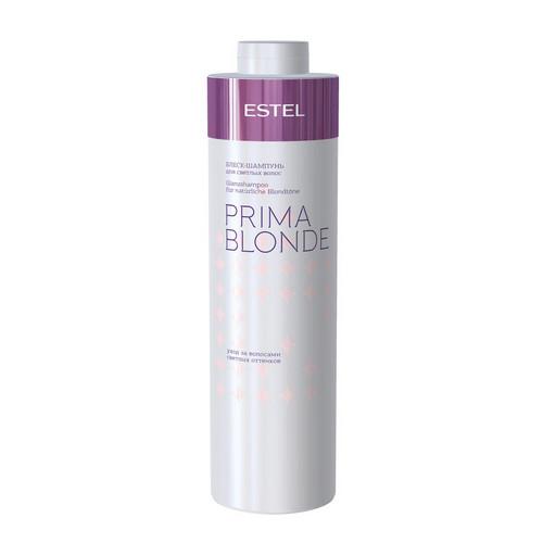 Estel Professional Блеск-шампунь для светлых волос 1000 мл (Estel Professional, Prima blonde)