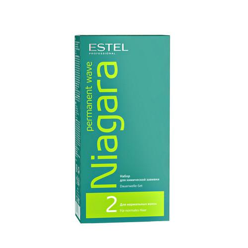 Купить Estel Professional Набор для химической завивки для нормальных волос 1 шт (Estel Professional, Niagara)