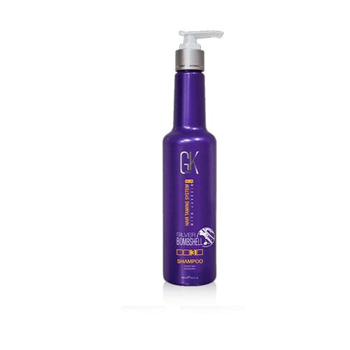 Купить Global Keratin Серебряный шампунь/ Silver shampoo, 280 мл (Global Keratin, Шампуни и кондиционеры)