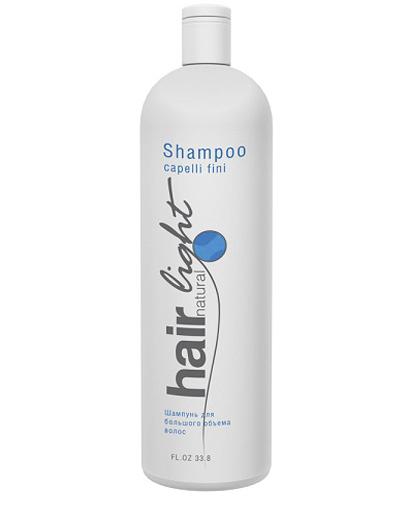 Купить Hair Company Hair Natural Light Shampoo Capelli Fini Шампунь для большего объема волос, 1000 мл (Hair Company, Hair Natural Light)