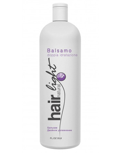 Купить Hair Company Hair Natural Light Balsamo Doppia Idratazione Бальзам Двойное увлажнение, 1000 мл (Hair Company, Hair Natural Light)