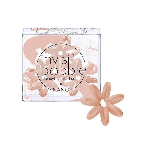 invisibobble nano meow Invisibobble Резинка для волос Nano Make-Up Your Mind нюдовый (Invisibobble, Nano)