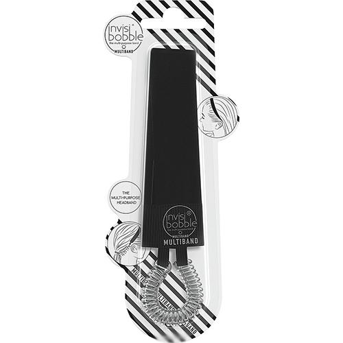 Купить Invisibobble Резинка для волос Multiband True Black черный (Invisibobble, Multiband)