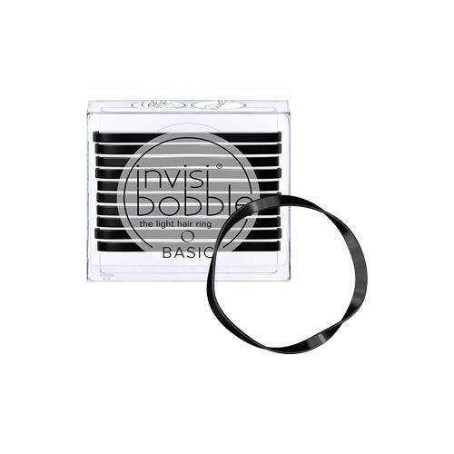 Купить Invisibobble Резинка для волос invisibobble BASIC True Black черный (Invisibobble, Basic)