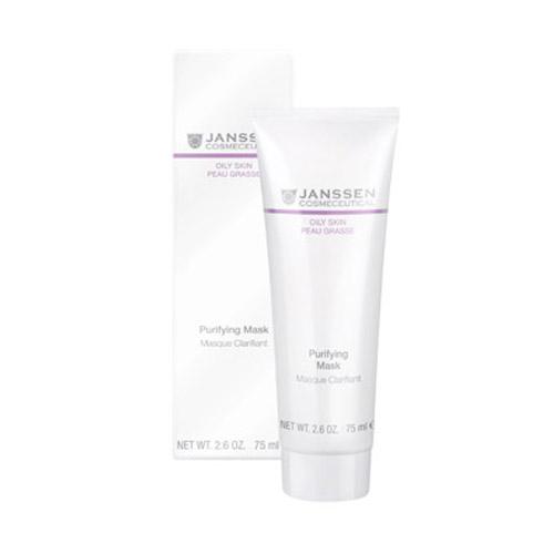 Купить Janssen Себорегулирующая очищающая маска 75 мл (Janssen, Oily skin)