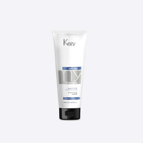 Купить Kezy Маска для придания густоты истонченным волосам с гиалуроновой кислотой 200 мл (Kezy, Mytherapy)