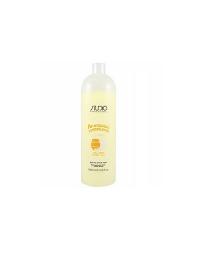 Купить Kapous Professional Бальзам для всех типов волос «Молоко и мёд», 1000 мл (Kapous Professional, Kapous Studio)