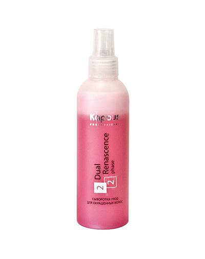 Купить Kapous Professional Сыворотка-уход для окрашенных волос Dual Renascence 2 phase, 200 мл (Kapous Professional)