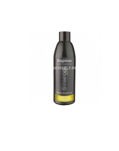 Капус Шампунь для желтых волос, 200 мл (Kapuos Professional, Kapous Professional)