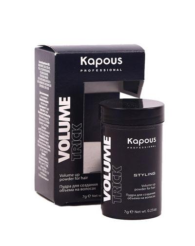 "Капус Пудра для создания объема на волосах ""Volumetrick"" 7 мл (Kapuos Professional, Styling)"