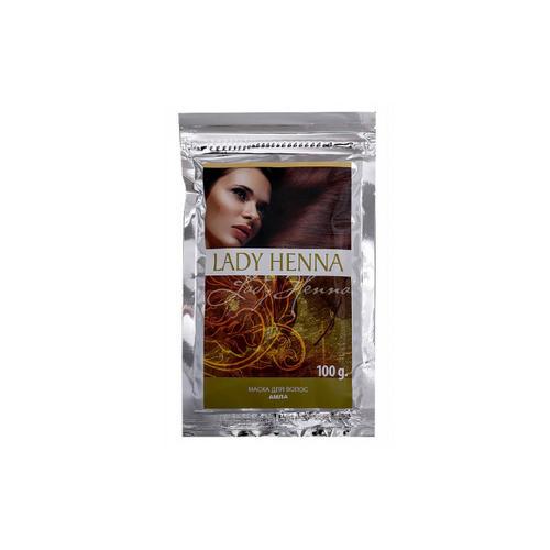 Купить Lady Henna Маска для волос Амла укрепляющая , 100 мл (Lady Henna, Маски для волос)