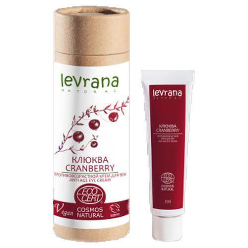 Купить Levrana Крем для век Клюква (40+, антивозрастной), 15 мл (Levrana, Для лица)