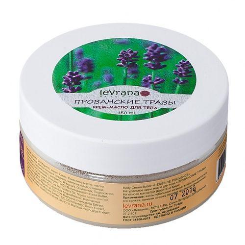 Купить Levrana Крем-масло для тела Прованские травы , 150 г (Levrana, Для тела)