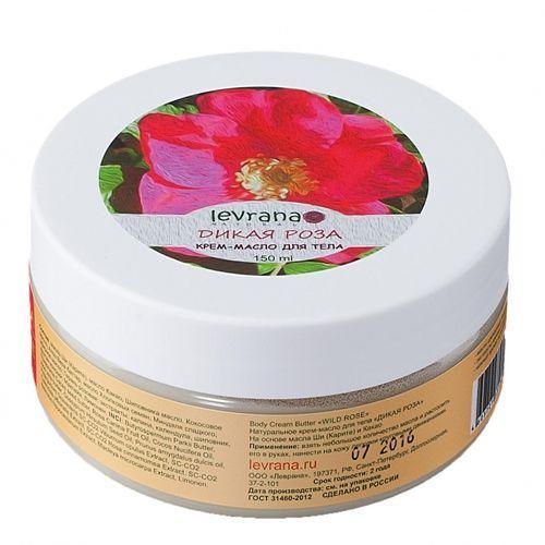 Купить Levrana Крем-масло для тела Дикая Роза , 150 г (Levrana, Для тела)