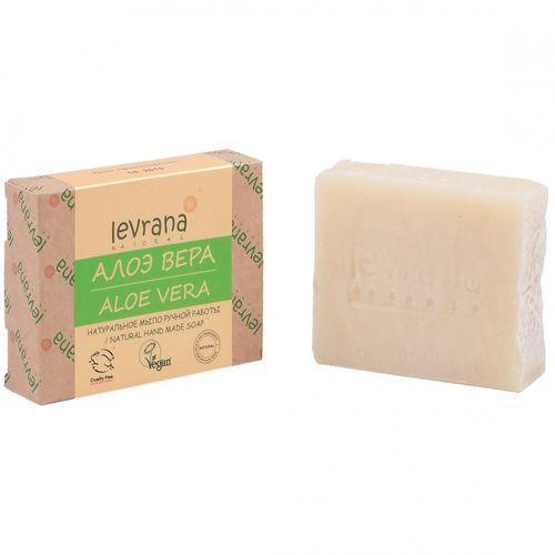 Купить Levrana Натуральное мыло ручной работы Алоэ , 100 г (Levrana, Для тела)