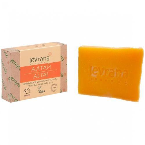 Купить Levrana Натуральное мыло ручной работы Алтай , 100 г (Levrana, Для тела)