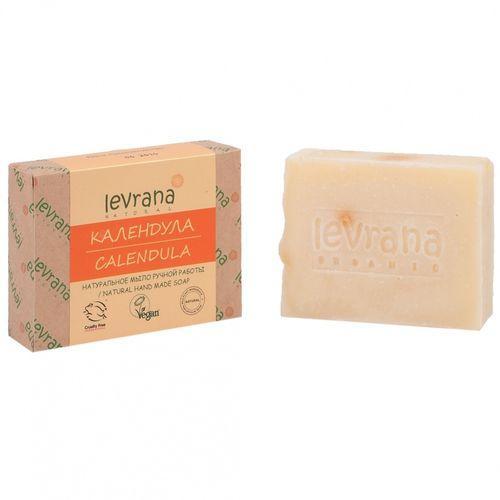 Купить Levrana Натуральное мыло ручной работы Календула , 100 г (Levrana, Для тела)