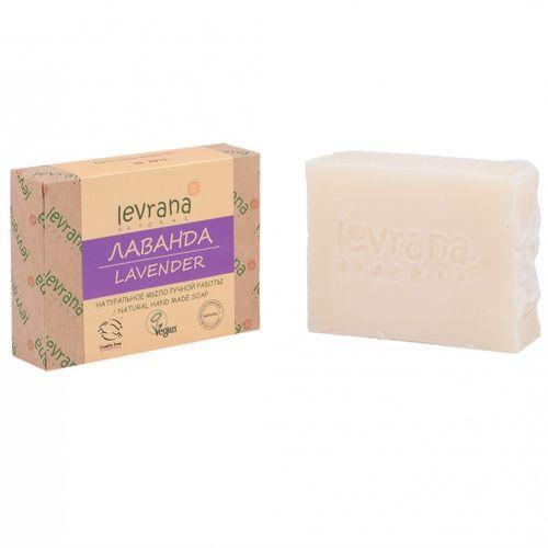 Купить Levrana Натуральное мыло ручной работы Лаванда , 100 г (Levrana, Для тела)