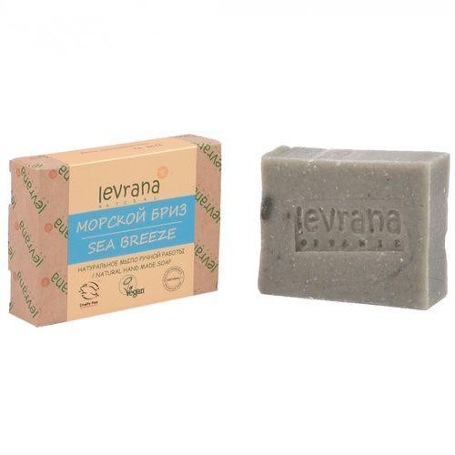 Купить Levrana Натуральное мыло ручной работы Морской бриз , 100 г (Levrana, Для тела)