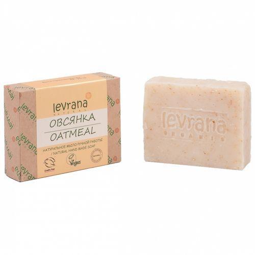 Купить Levrana Натуральное мыло ручной работы Овсянка , 100 г (Levrana, Для тела)