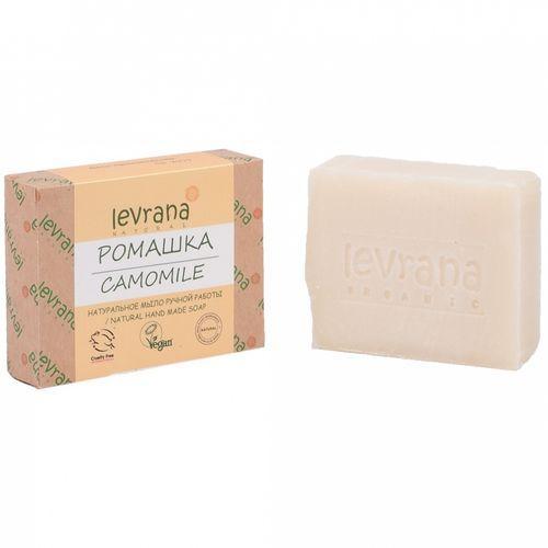 Купить Levrana Натуральное мыло ручной работы Ромашка , 100 г (Levrana, Для тела)