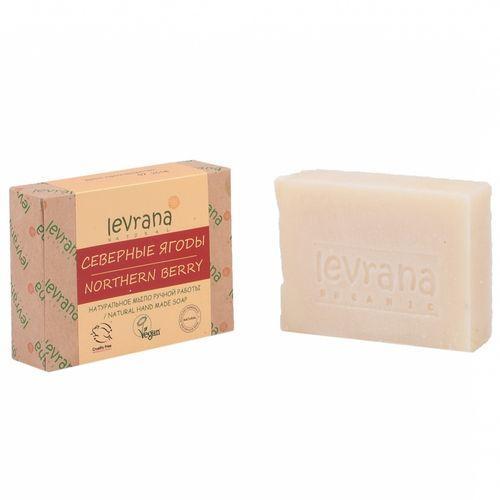 Купить Levrana Натуральное мыло ручной работы Северные ягоды , 100 г (Levrana, Для тела)