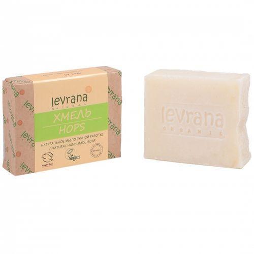 Купить Levrana Натуральное мыло ручной работы Хмель , 100 г (Levrana, Для тела)