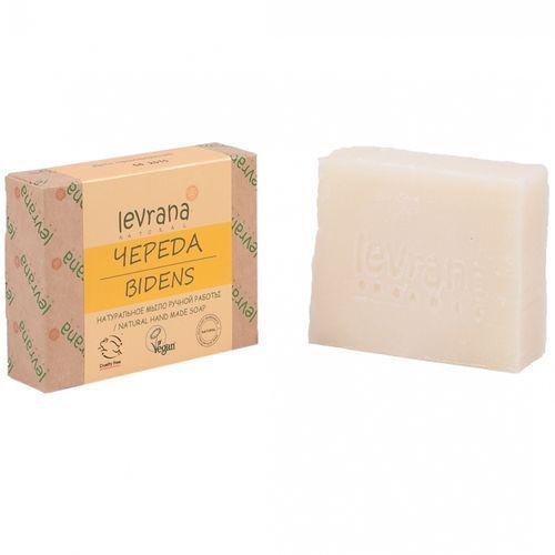 Купить Levrana Натуральное мыло ручной работы Череда , 100 г (Levrana, Для тела)