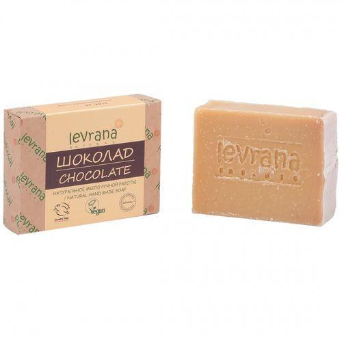 Купить Levrana Натуральное мыло ручной работы Шоколад , 100 г (Levrana, Для тела)