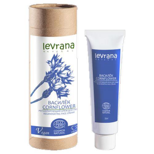 Купить Levrana Крем Василек для лица и зоны декольте, 50 мл (Levrana, Для лица)
