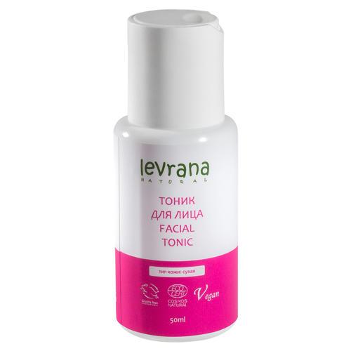 Купить Levrana Тоник для сухой кожи лица, мини, 50 мл (Levrana, Для лица)