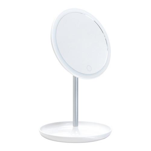 Купить Gezatone Зеркало косметологическое с подсветкой на подставке, 1 шт (Gezatone, Косметические зеркала)