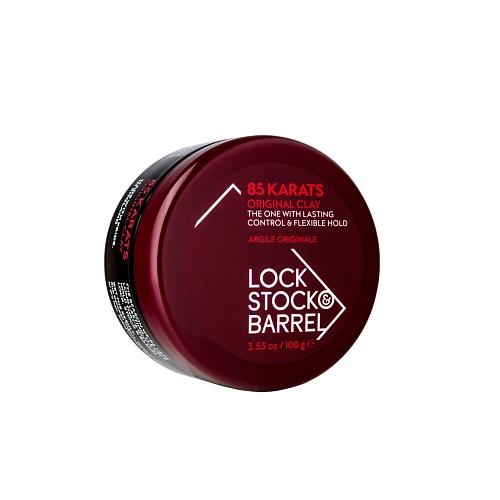 Купить Lock Stock & Barrel Глина матовая для густых волос, степень фиксации (4), 100 г (Lock Stock & Barrel, Стайлинг)