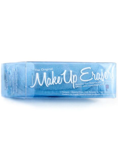 Купить MakeUp Eraser Салфетка для снятия макияжа, голубая (MakeUp Eraser, Original)